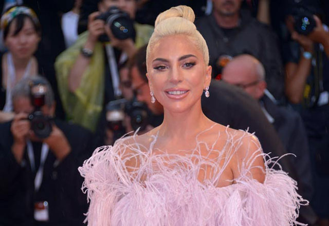 Photo: Lady Gaga wants an 'elaborate' wedding