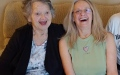 Photo: Mother reunites with daughter who was declared dead 70 years ago