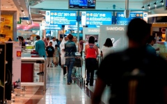 Photo: DXB customer numbers top 7m in October