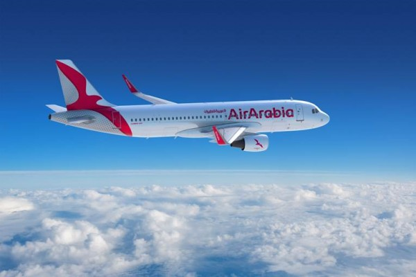 Photo: Air Arabia launches inaugural flight to Prague Vaclav Havel Airport