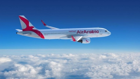 Photo: Air Arabia launches inaugural flight to Prague Vaclav Havel Airport