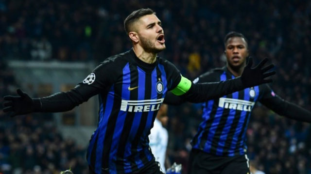 Photo: Inter Milan out of Champions League