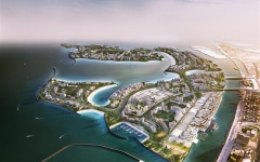 Photo: Nakheel's AED670 million joint venture resort takes shape at Deira Islands