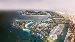Photo: Nakheel's AED670 million joint venture resort takes shape at Deira Islands