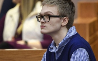 Photo: Teen pleads guilty to murder of father and a 6 year old boy