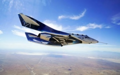 Photo: Virgin Galactic's new flight test to soar closer to edge of space