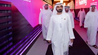 Photo: Mohammed bin Rashid attends 11th Arab Strategy Forum