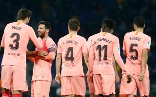 Photo: Barcelona to face demons as Levante host leaders in La Liga