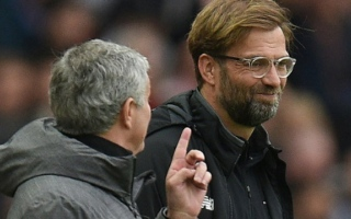 Photo: Liverpool face Man Utd test as Man City look to get back into groove