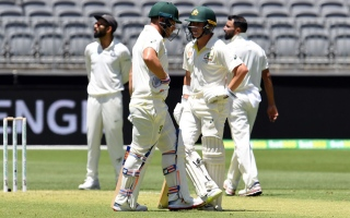 Photo: Australia win toss and bat in second India Test