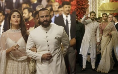 Photo: Beyonce! Hillary! Priyanka! India's biggest wedding: Isha Ambani