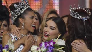 Photo: Beauty queen from slum is crowned Miss Venezuela