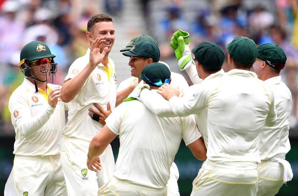 India edge defiant Australia by 31 runs in test opener