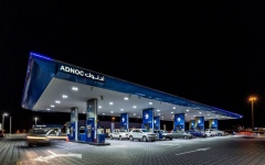 Photo: ADNOC Distribution opens first petrol station in Dubai