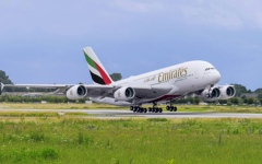 Photo: Emirates to operate A380 between Glasgow and Dubai