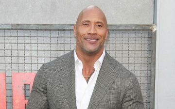 Photo: Dwayne Johnson's father Rocky died of a heart attack