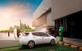 Photo: DEWA enables customers to locate Electric Vehicle Charging Stations on 14 digital platforms
