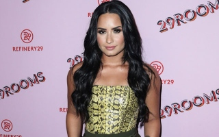 Photo: Demi Lovato drops Max Ehrich wedding hints: 'I would love to elope'