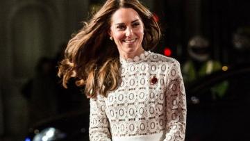 Photo: Duchess Catherine wanted to share baby joy