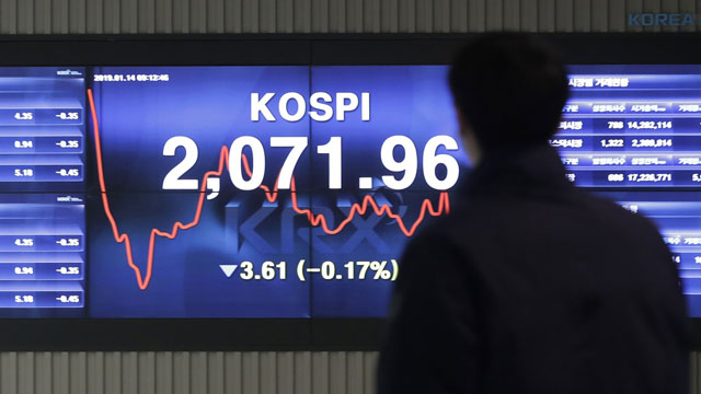 Asian shares decline as China reports slowdown in exports