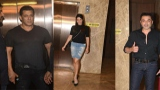 Photo: Ramesh Taurani birthday bash: Salman Khan, Jacqueline Fernandez, Bobby Deol...