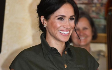 Photo: Duchess Meghan is 2019's Most Powerful Fashion Icon
