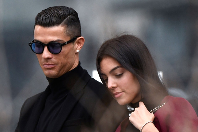 Photo: Cristiano Ronaldo will not face rape charges in Nevada