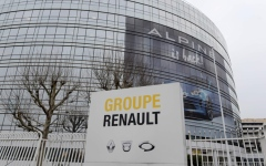 Photo: Renault to build, sell autos in Nigeria