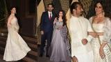 Photo: Alia Bhatt, Bipasha Basu attend Sakshi Bhatt's wedding reception