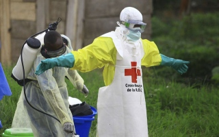 Photo: UN says Ebola not yet a global emergency