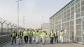Photo: DEWA's M-Station expansion at Jebel Ali 98% complete
