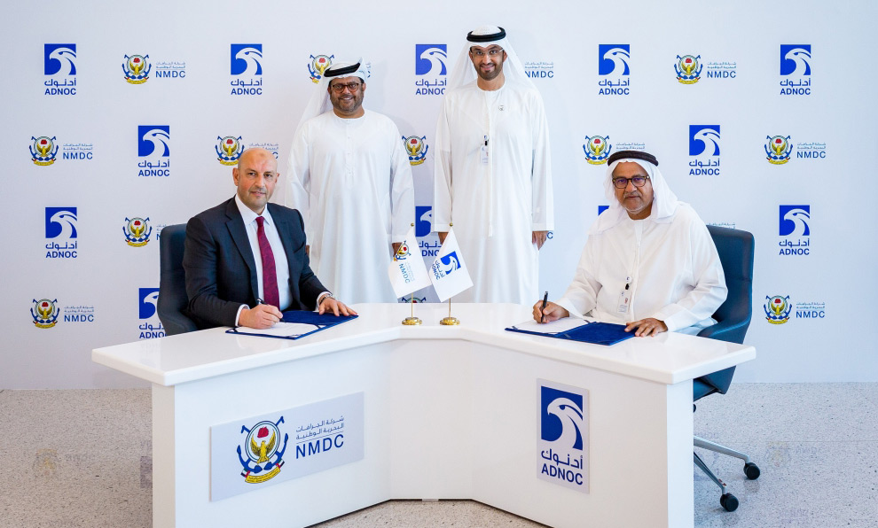 ADNOC awards Dh5bn contract for construction of Ghasha