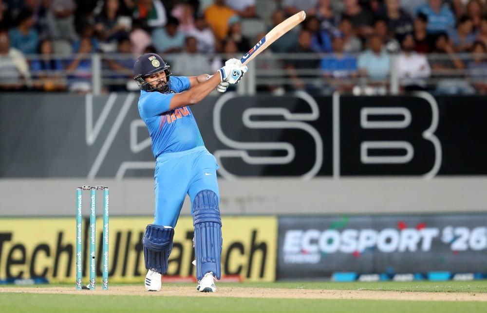 Rohit Sharma (AFP)