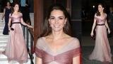 Photo: Duchess of Cambridge attends 100 Women in Finance Gala Dinner in London