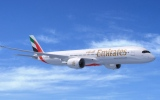 Photo: Emirates Airline orders 50 A350 XWBs at Dubai Airshow 2019