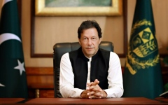 Photo: Imran Khan thanks President, AD Crown Prince for pardoning 572 Pakistani prisoners