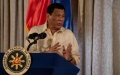 Photo: Philippines' Duterte backs smacking kids, vetoes ban