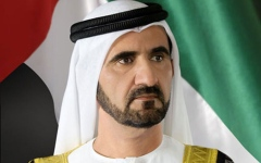 Photo: Mohammed bin Rashid approves AED 2b Dubai-Al Ain Road Improvement Project