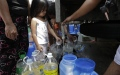Photo: Millions hit in Manila's 'worst' water shortage