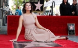 Photo: Mandy Moore receives a star on Hollywood's Walk of Fame in Los Angeles