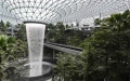 Photo: Singapore airport nature dome unveiled in fight for flights