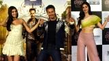 Photo: 'Student of the Year 2' trailer launch: Tara Sutaria, Tiger Shroff & Ananya Pandey
