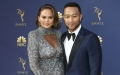 Photo: John Legend and Chrissy Teigen temporarily relocate to beach home
