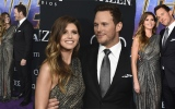 Photo: Chris Pratt and Katherine Schwarzenegger make red carpet debut