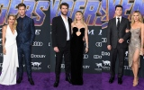 Photo: Avengers get epic send-off at 'Endgame' world premiere