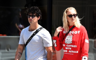 Photo: Sophie Turner and Joe Jonas could have second wedding this weekend