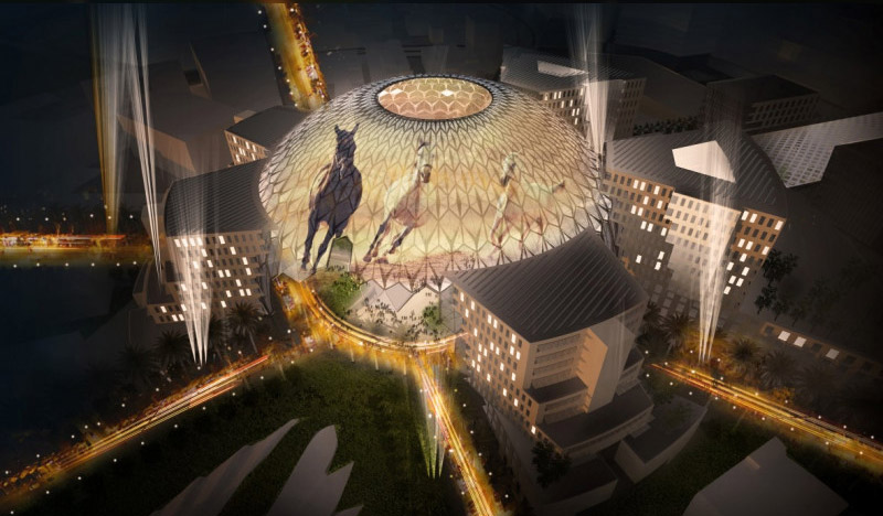 Unparalleled visual experience awaits at Expo 2020 Dubai with 'Christie'