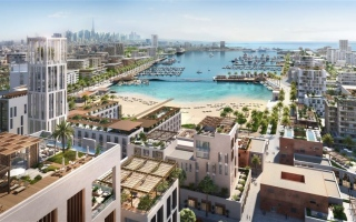 Photo: Emaar, P&O Marinas to build Dh25bn Riviera costal destination in Dubai