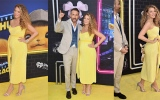 "Photo: Blake Lively debuts baby bump at Ryan Reynolds' ""Pokemon Detective Pikachu"" premiere"
