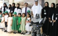 Photo: Ministry of Health launches 'child friendly' robotic service